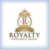 Royalty Crest Letter R Logo