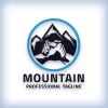 Power Team Mountain Logo