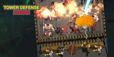 Tower Defense Zombie - Unity Complete Game