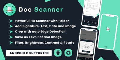 Doc And Card Scanner With Signature Android