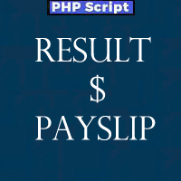 Result And Payslip Calculation PHP Script