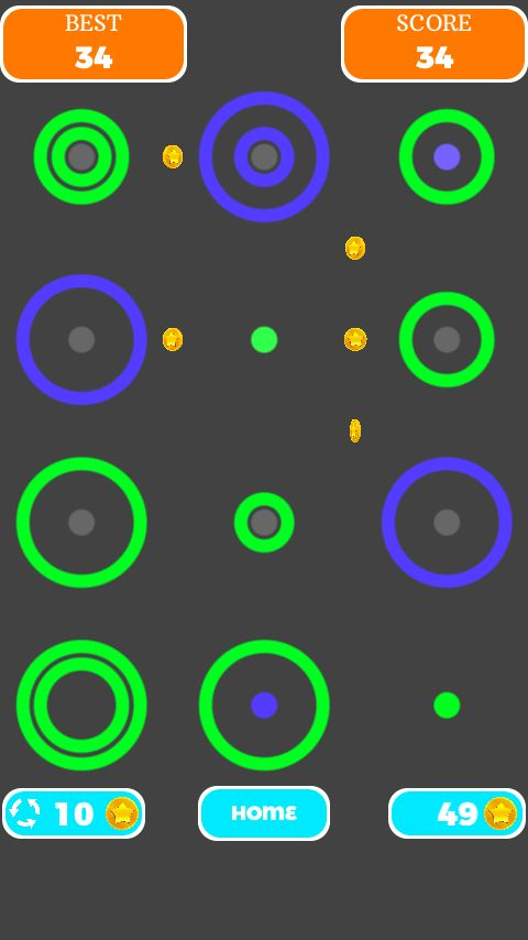 Unity Game Template - Stacky Colors Screenshot 7