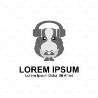 Hamster Podcast Music Logo