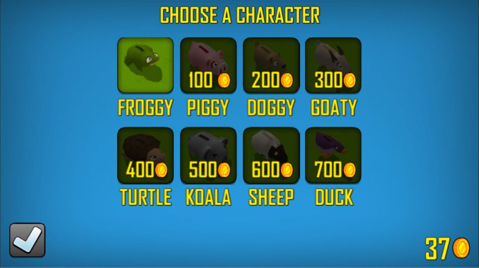 Froggy - Complete Unity Game Template Screenshot 2