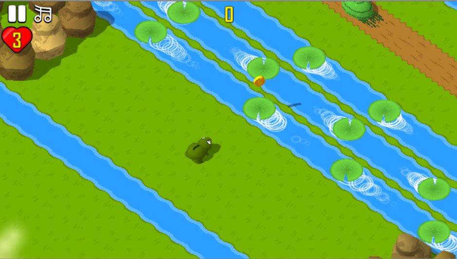 Froggy - Complete Unity Game Template Screenshot 4