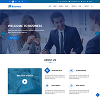 Business - Multipurpose Corporate HTML Template