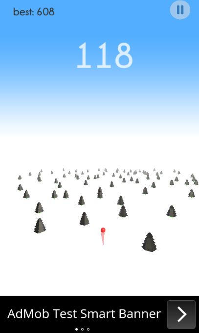 Chilly Snow - Unity  Source Code Screenshot 4