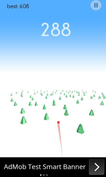 Chilly Snow - Unity  Source Code Screenshot 5