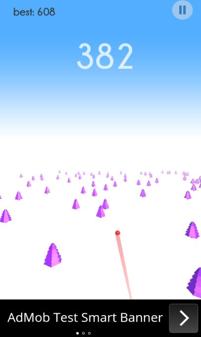 Chilly Snow - Unity  Source Code Screenshot 6
