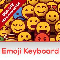 Emoji Keyboard In C# .NET