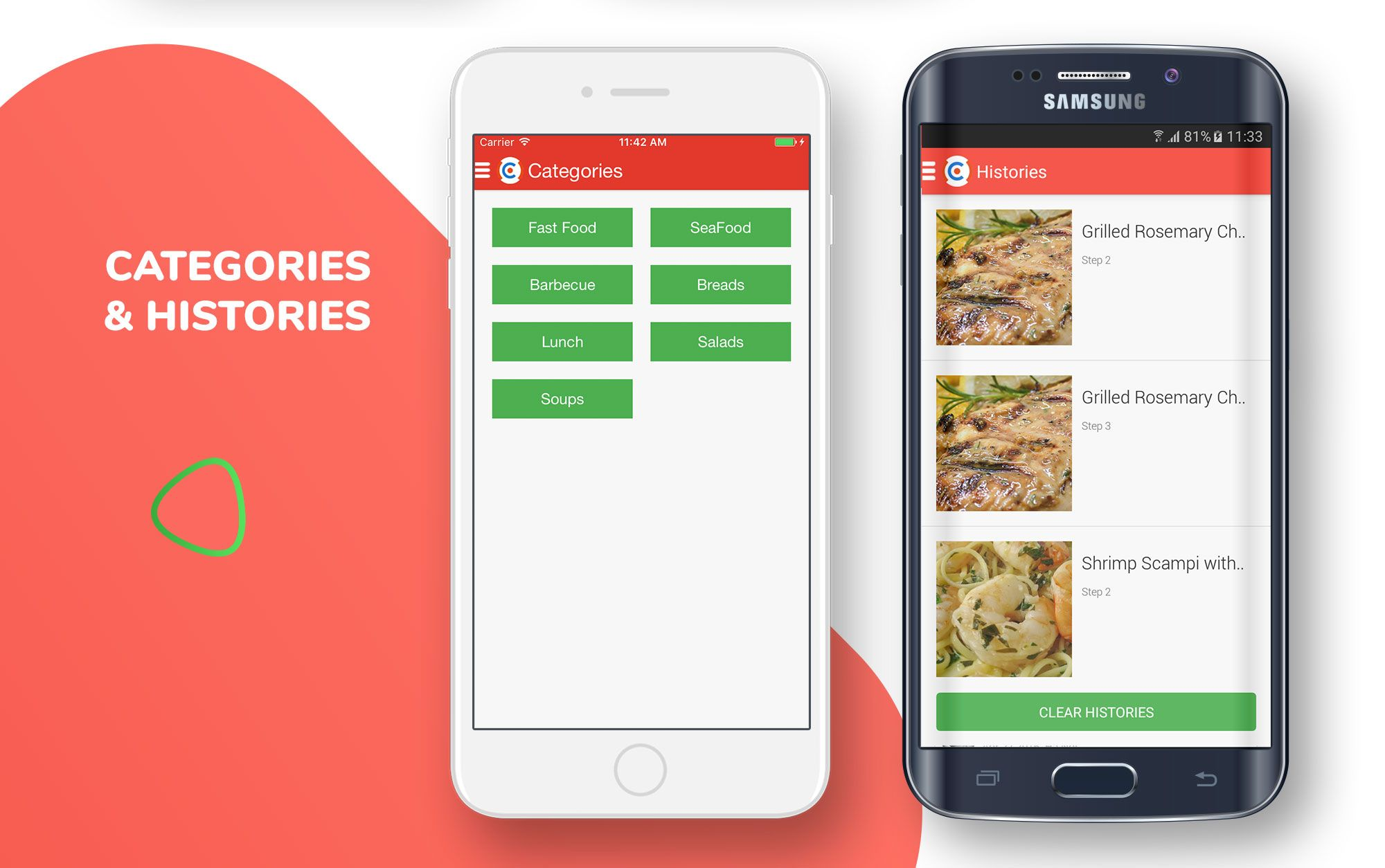 E-Recipes - Sell Your Online Recipes for Android Screenshot 5