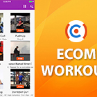 E-Workout - Sell Your Online Workout For Android