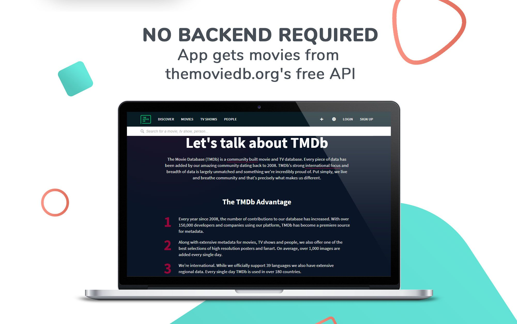 Movie Trailer TMDb Android App Template Screenshot 9