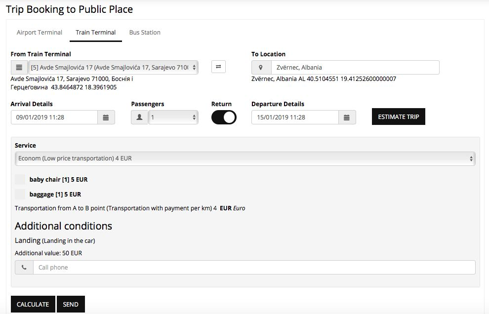 Booking Plugin For WordPress Screenshot 10