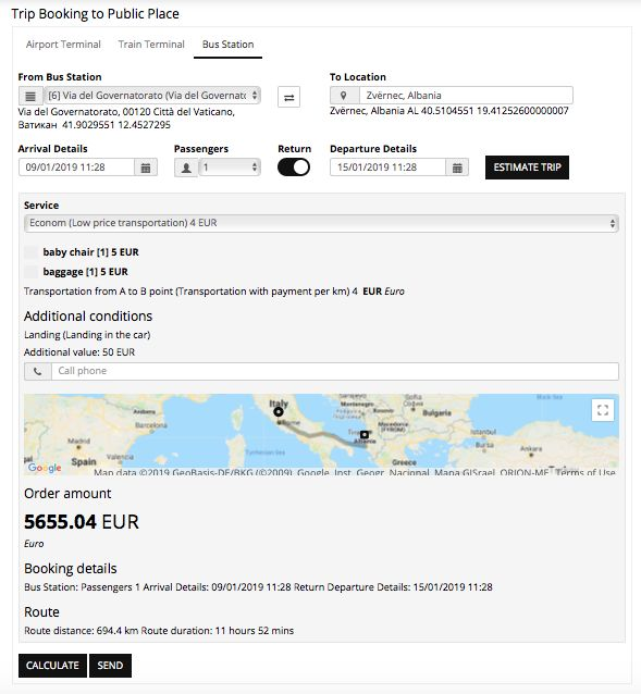 Booking Plugin For WordPress Screenshot 11