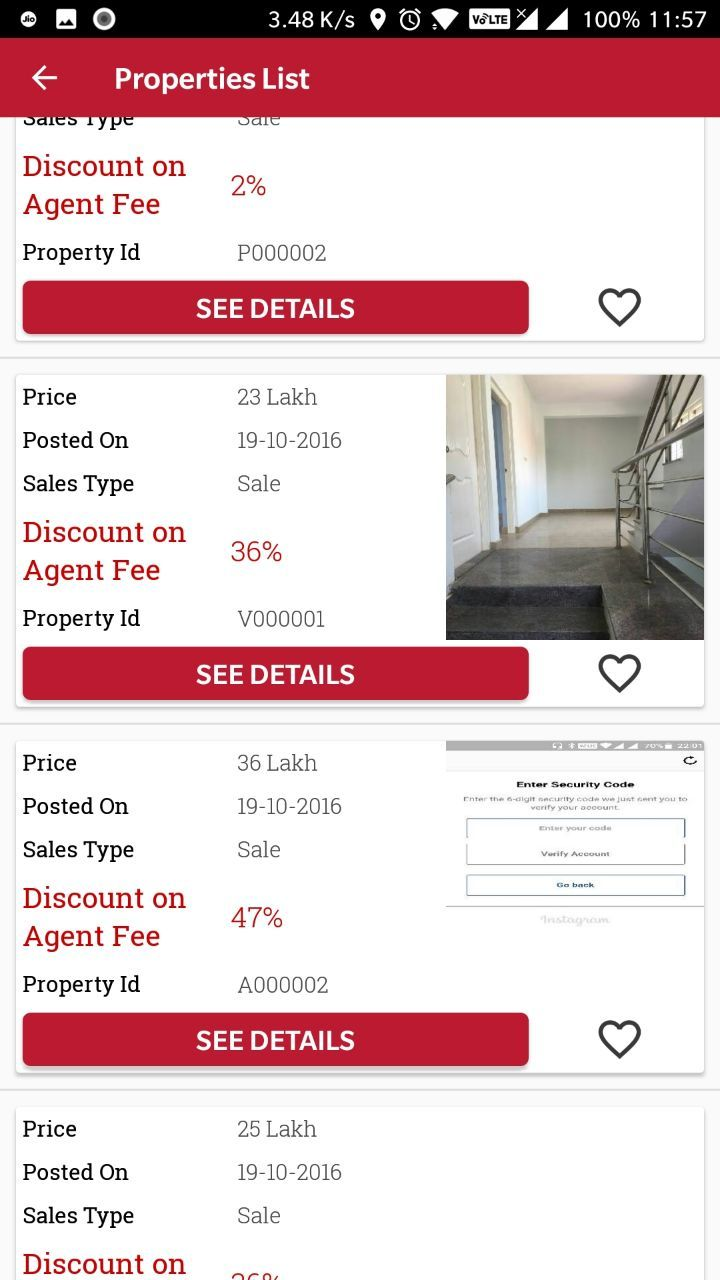 Our Housing - Real Estate Portal Android Screenshot 2