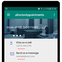 Doctor Appointment Booking App For Android