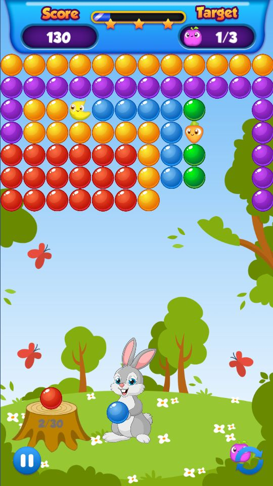 Bubble Shooter Engine For Unity Screenshot 4