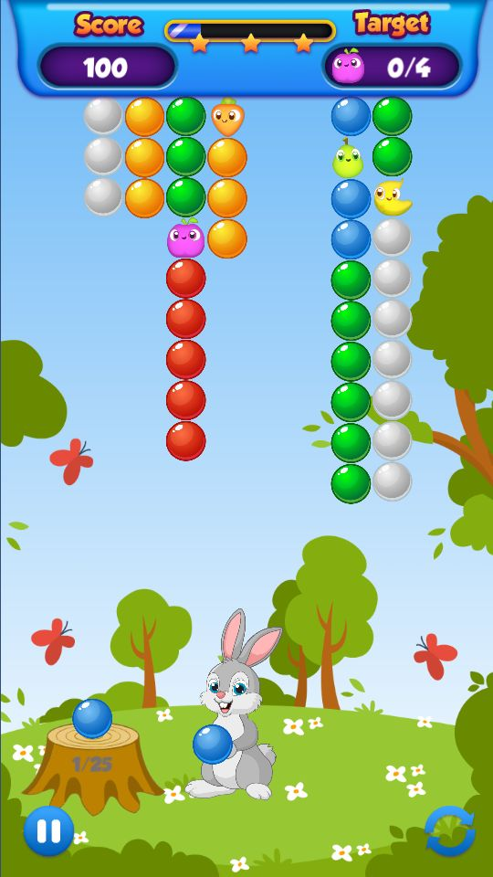Bubble Shooter Engine For Unity Screenshot 7