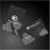 polygon-business-card-template