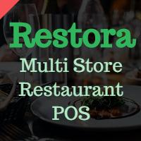 Restora – Easy Restaurant POS PHP