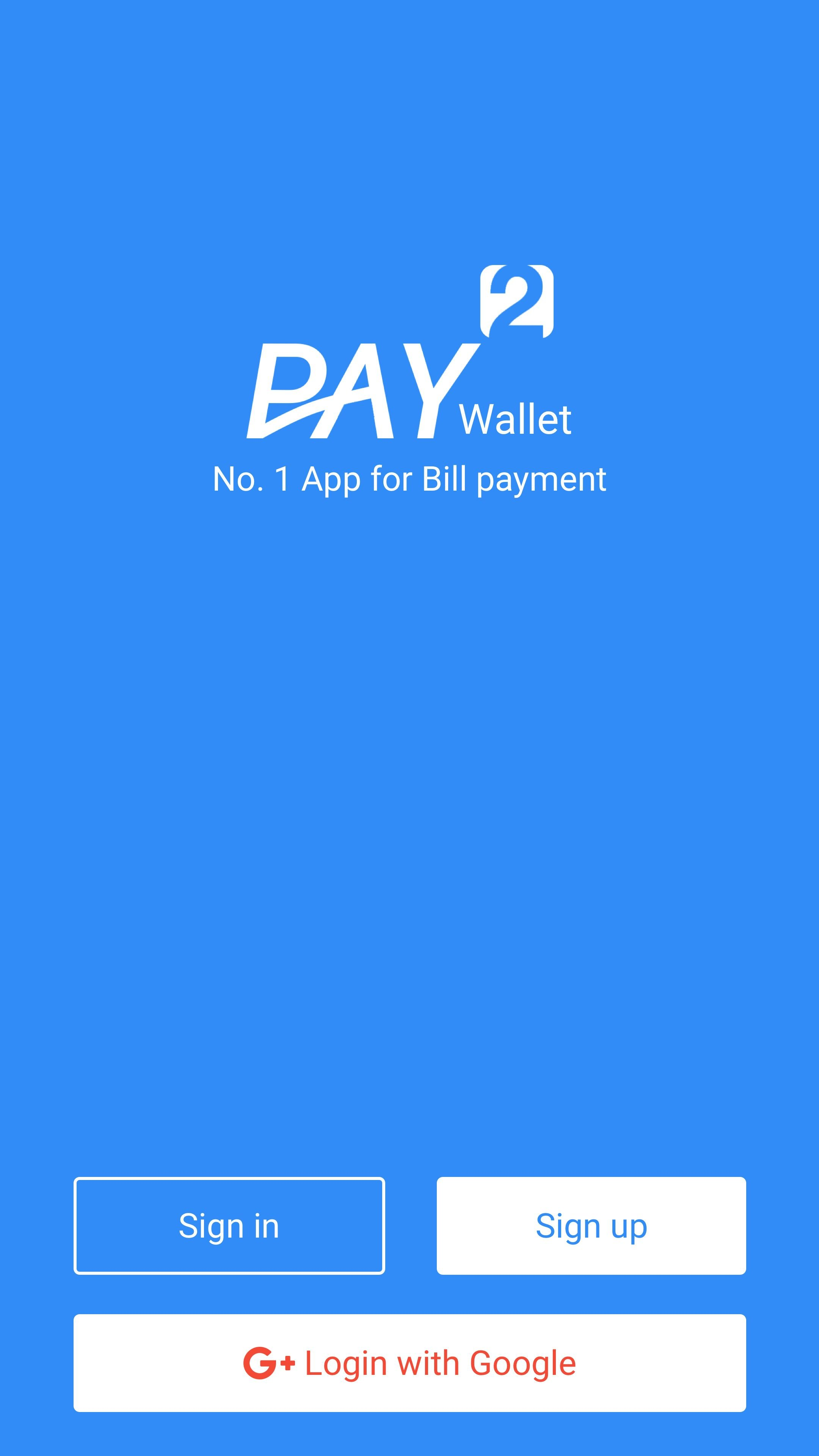 Pay2Wallet - Android Studio UI Kit Screenshot 17