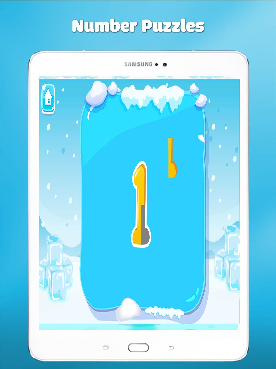 Learn Numbers And Letters with Ice Cream - Unity Screenshot 5