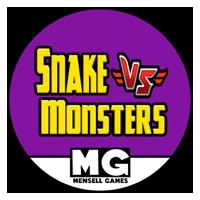 Snake Vs Monsters - Buildbox Template