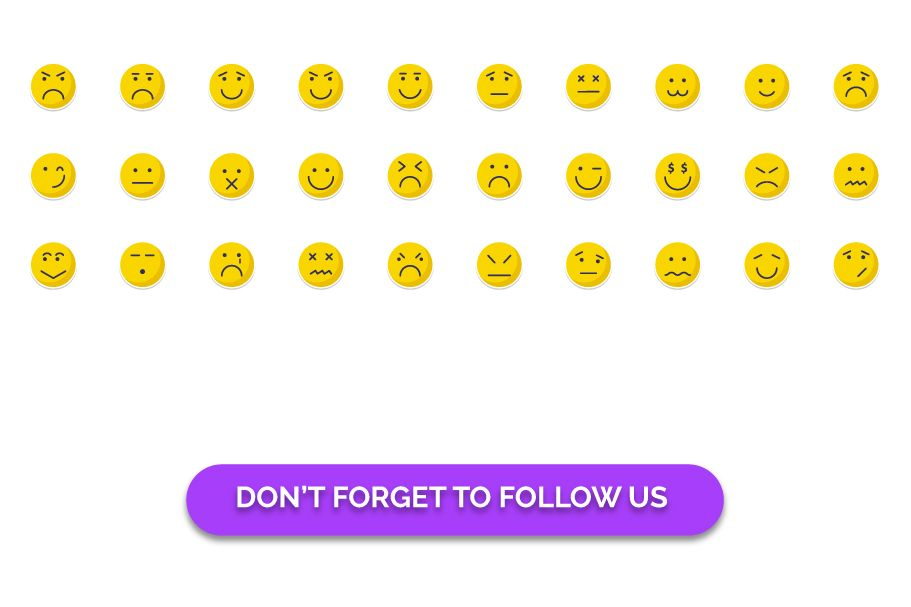 140 Emoticon or Emoji Sticker Icons Pack  Screenshot 3