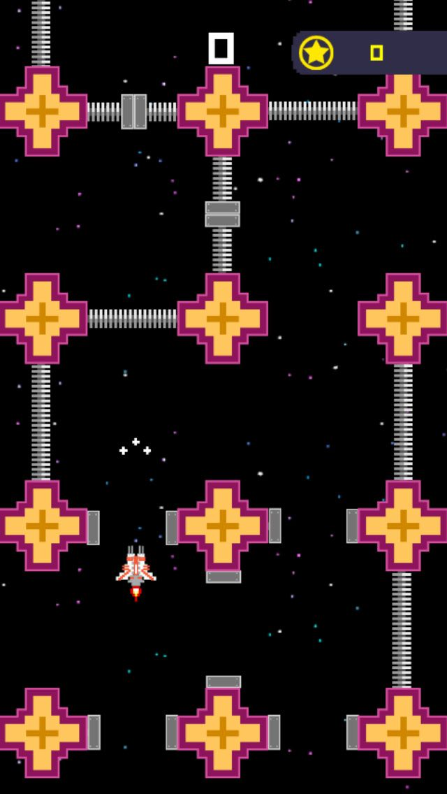 Galaga War Classic - Buildbox Game Template Screenshot 5