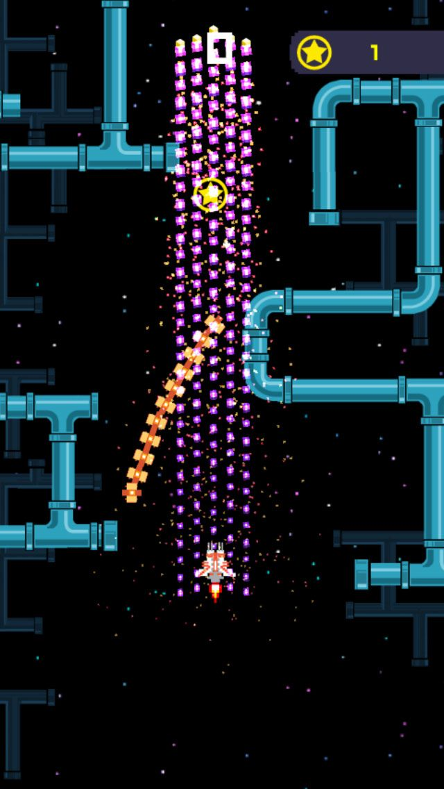 Galaga War Classic - Buildbox Game Template Screenshot 7