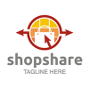 ShopShare - Logo Template