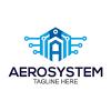 aero-system-logo-template