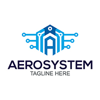 Aero System - Logo Template