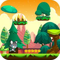 Super hero Adventure - Buildbox Template