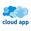 cloud-app-logo-template