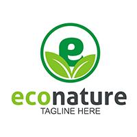 Eco Nature  - Logo Template