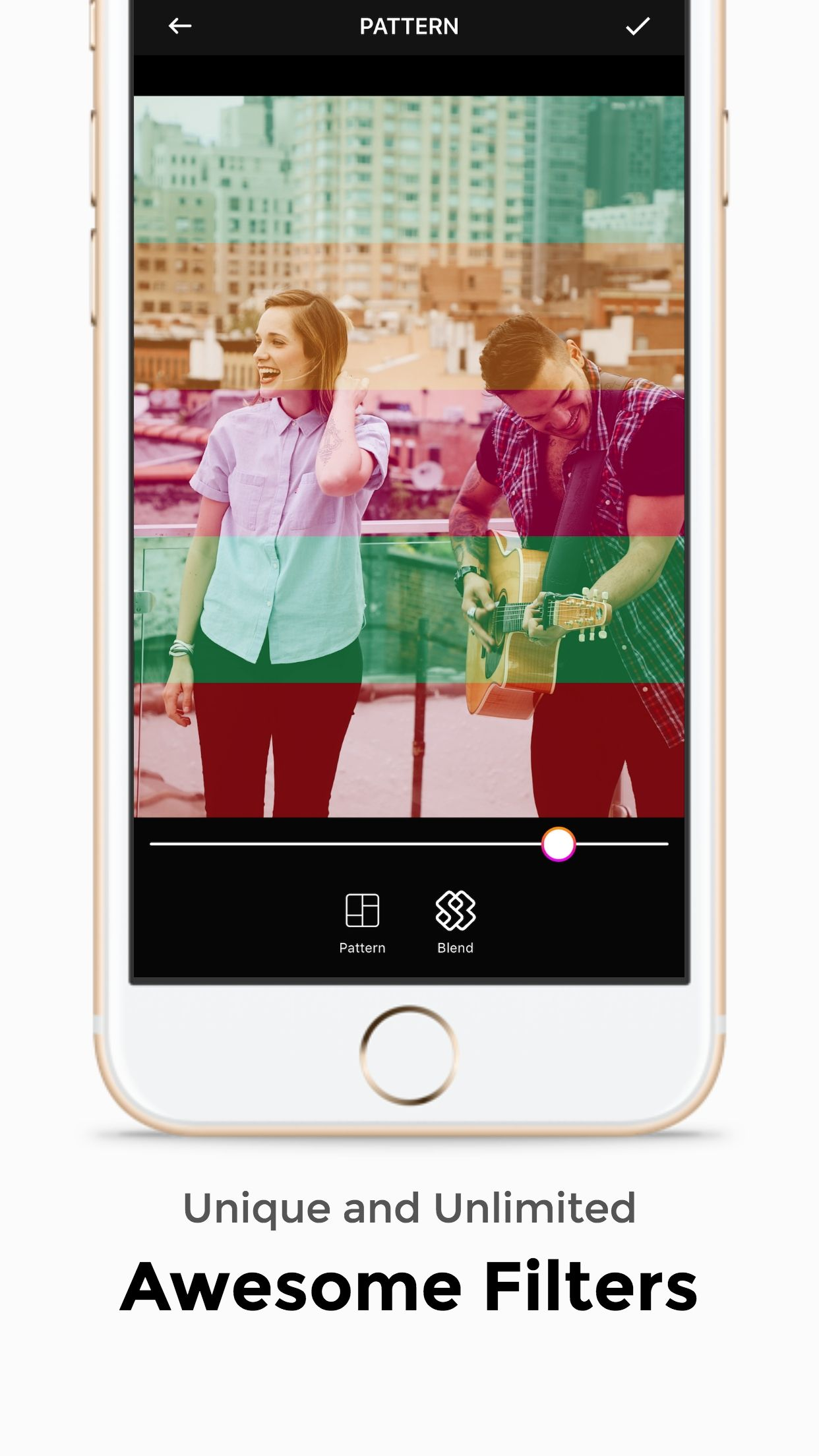 Perfect Photo Editor - iOS Source Code Screenshot 4