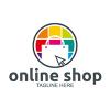 online-shop-logo-template