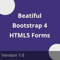 Bootstrap Beatiful Forms