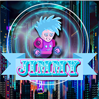 Jimmy Future City - Buildbox Template