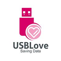 USBLove - Logo Template