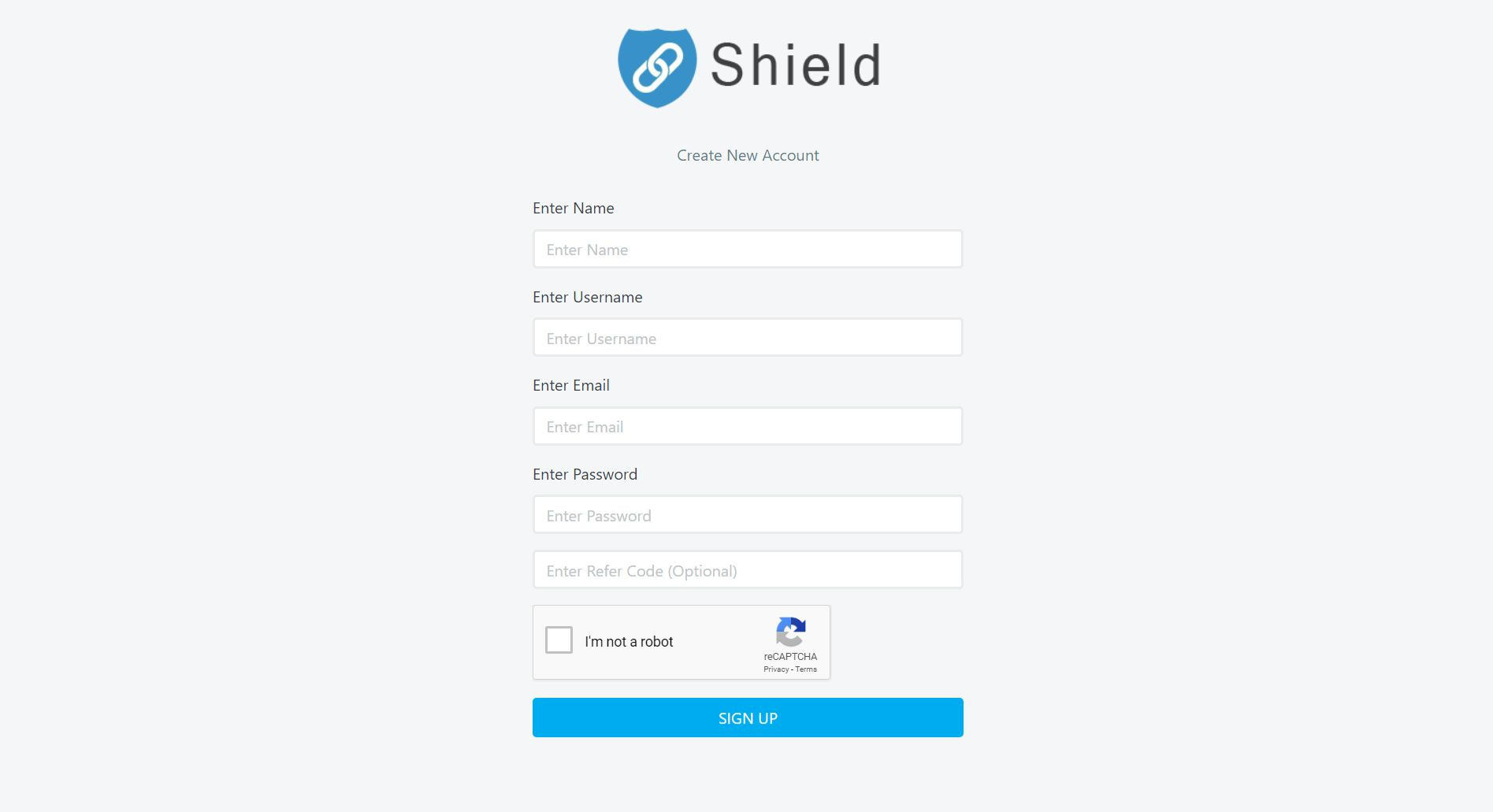 LinkShield - Link Protecting PHP Script Screenshot 10