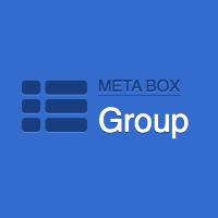 Meta Box Group Extension - Wordpress Plugin