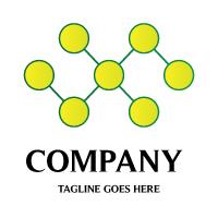 Hexagon Link Network Logo
