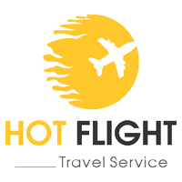 Hot Flight logo