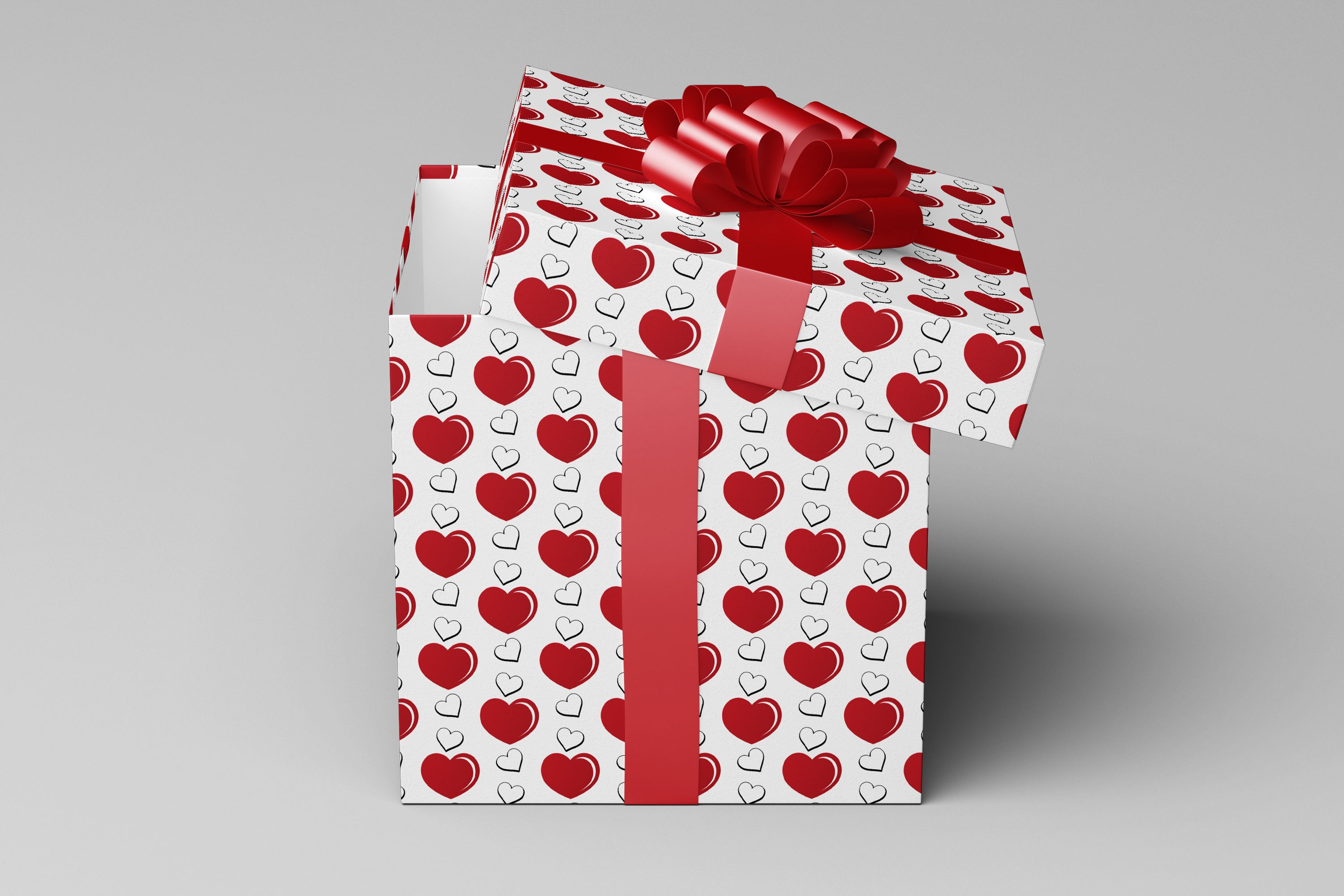 Valentines Day Seamless Textures Screenshot 1
