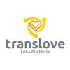 trans-love-logo-template