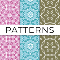30 Elegant Seamless Tileable Patterns