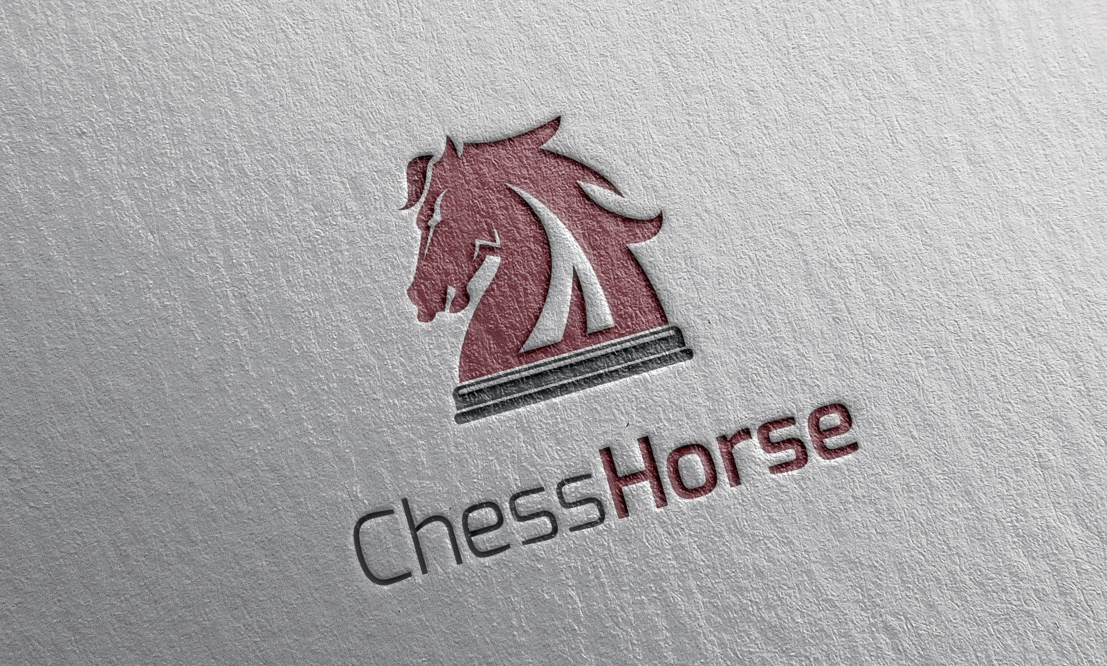 Chess Horse Logo Screenshot 1